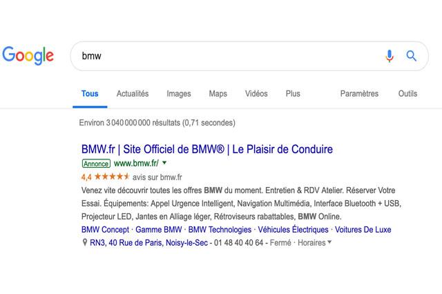 Pourquoi acheter sa marque sur Google Ads