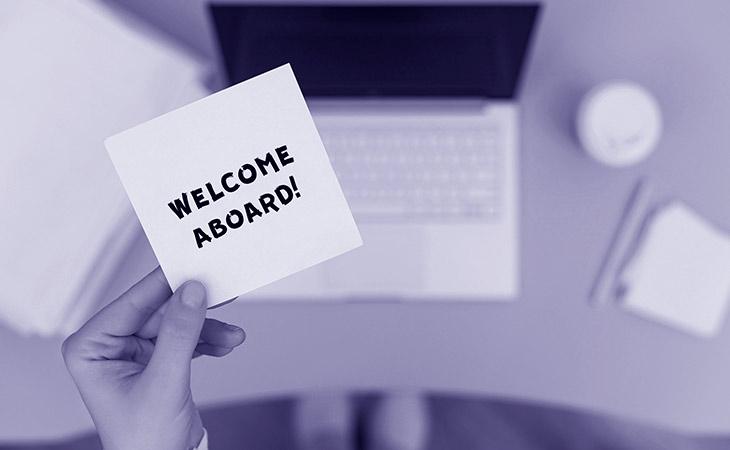 Email de bienvenue