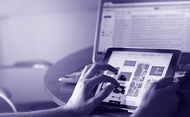 interaction des utilisateurs sur un site web