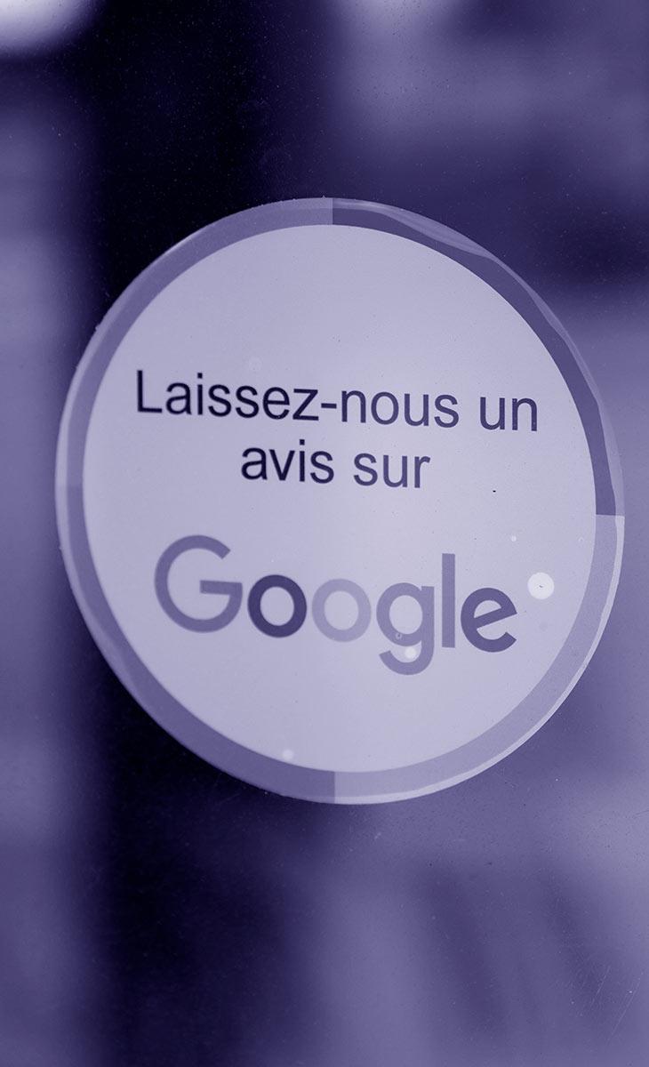 Référencement local avec Google
